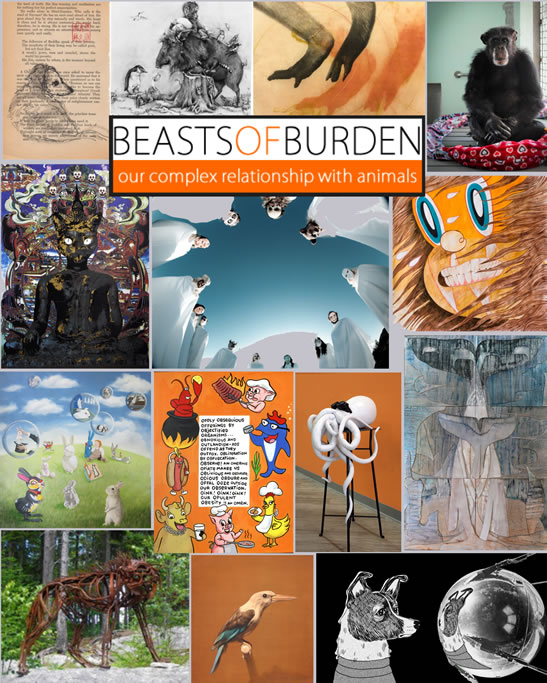 Beasts of Burden Artwork