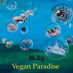 Vegan Paradise front cover