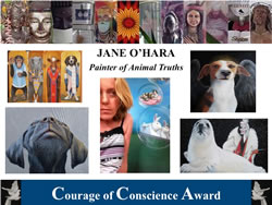 Courage of Conscience Award